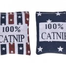 100% linen catnip bags catnip toys different colors supply cat love it pet catnip