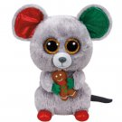 15cm Mac the Mouse Plush Beanie Babies Stuffed Collectible Soft Plush Doll Toy