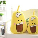 Yellow Larvar 50cm Fun Insect Slug Creative Larva Plush Toys Stuffed Dolls