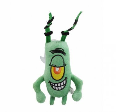 30cm Plankton Stuffed Toys Doll Spongebob Toys