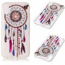 iPhone 8 Case New Arrival Hot Soft TPU Flowers Butterfly Painted Phone Skin Transparent Clear (2)