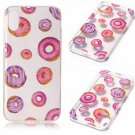 iPhone 8 Case New Arrival Hot Soft TPU Flowers Butterfly Painted Phone Skin Transparent Clear (1)