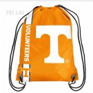35*45 cm knitted polyester Drawstring Backpack University of Tennessee bobby backpack