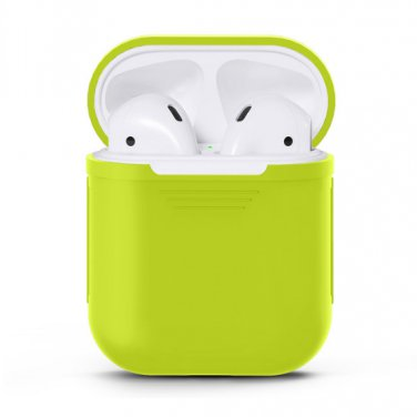 Case Sleeve Skin Cover for Apple AirPods True Wireless Headphone Silicone Shock Proof Protector