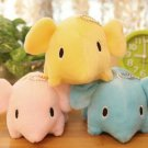 11cm Elephant Plush Toy Plush Figure Key Chain Stuffed Animal Plush Toy Doll