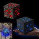 Original Light Up Minecraft Quartet Lights LED Minecraft Redstone Ore Square Minecraft Night Figures