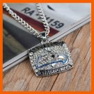 REPLICA NFL SEATTLE SEAHAWKS NECKLACE CHAMPIONSHIP NECKLACE
