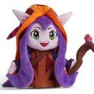 LOL Lulu Plush Toys Doll 22cm Game Lol League Of Lulu Plush Toy Soft Stuffed Toys