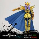 Scorpio Milo Saint Seiya Metal Armor Myth Cloth Gold Ex Action Figure Toys