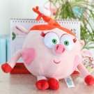 Pig 30cm Dolls Gogoriki Anime Smeshariki Kikoriki Plush Stuffed Toys