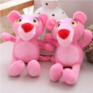 Lovely Children Gift Naughty Pink Panther Stuffed Toy Plush Doll 20CM