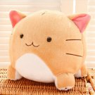 Japanese anime Poyopoyo Kansatsu Nikki with paragraph Cute Toot cat pillow cushions plush toys