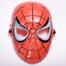 Spider-Man 3 Cosplay Party Mask Halloween Decorated Novelty Masks Props Black Spider Man