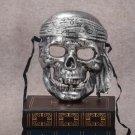 Halloween Mask of Terror Masquerade Full Face Skull and Bones Pirate