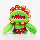 17cm Hot Game Super Mario Plush Piranha Plant Mario Plush Anime Toys Soft Toys