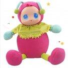 1 pcs plush anime stuffed animals fashion soft doll silicone reborn baby dolls toys