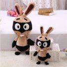 55cm New Arrival Masked Buckle Rabbit Dolls Rabbi Pirates Rabbit Plush Toys