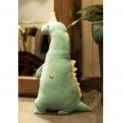 Cartoon Fantasy animals cushion cartoon pillow toy baby kids sleep appease (Green Dinosaurs)