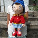 Large 20 inches Noddy Oui-Oui plush toy NEW