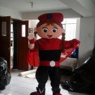 New Wonder Red Mascot Costume Character super why for party free shipping