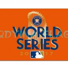 2017 Houston Astros WORLD SERIES Flags 3x5ft Polyester Digital Print Flag with 2 Metal Rings