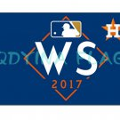 2017 Houston Astros WS Flags 3x5ft Polyester Digital Print Flag with 2 Metal Rings