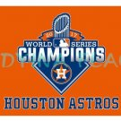 HOUSTON ASTROS CHAMPIONS Flags Polyester Digital Print Football team Support