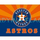 Hot Sale Houston Astros Flags Polyester Digital Print baseball team Support 3x5ft banner