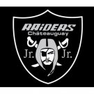 Raiders new design flag 90x150cm Football fan polyester banner with 2 Metal Grommets