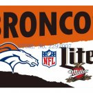 3x5ft Denver Broncos Custom Flags Polyester Digital Print Football Support Flag