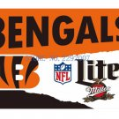 3x5ft Cincinnati Bengals Custom Flags Polyester Digital Print Football Support Flag