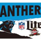 3x5ft Carolina Panthers Custom Flags Polyester Digital Print Football Support Flag