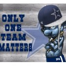 Cowboys Only One Team Matters New Design Flags 3x5ft Polyester Digital Print Flag