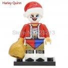 (Harley Quinn) Christmas Boy Figure Jack Skellington Joker Batman Clone Trooper Building Blocks Toy