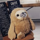 Cute Sloth Plush Toy Doll Movie&TV Stuffed Animal Sloth Doll Children Birthday Gift 40cm