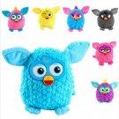 New Plush Interactive Toys phoebe 6 Color Electric Pets Owl Elves Plush toys Recording Talking Toys
