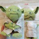 "Star Wars Yoda 9"" 23CM Plush Toy Cosplay Costume Soft Stuffed Doll"