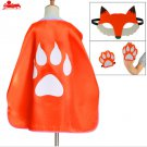 Animal costumes Cape with masks for kids birthday party Halloween Dino Costume Christmas