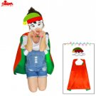 Christma Princess Christmas Cosplay Stars New Year Chirtmas Cosplay The Santa Claus