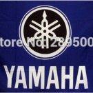 128x192cm Car Racing flag banner flags Yamaha Flying Indoor Outdoor Flag Custom Flag
