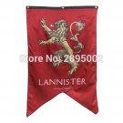 40x60cm Game of Thrones Lion House Targaryn Sigil Banner Nylon Indoor Outdoor Flag Custom Flag