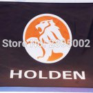 20x30cm Holden Racing Team Car Flag Polyester grommets Banner metal holes Flag