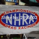 40x60cm NHRA Championship Drag Racing Banner Flag Hockey Baseball Football Flag