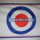 Lambretta Advertising Promotional Grommets Large Indoor Outdoor College Flag 3' x 5'