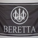 Beretta Advertisi Promotional Logo Banner Grommets Large Indoor Outdoor College Flag 3' x 5'