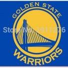 Golden State Warriors Flag 3x5 FT 150X90CM Banner 100D Polyester NBA flag