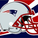 NFL New England Patriots flag 3ftx5ft Banner 100D Polyester Flag metal Grommets (STC)