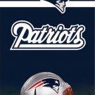 NFL New England Patriots flag 3ftx5ft Banner 100D Polyester Flag metal Grommets (STG)