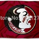 NCAA Florida State University Seminoles Flag USA 3x5 FT Banner 100D Polyester flag