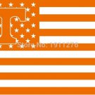 The University of tennessee Volunteers NCAA Flag hot sell goods 3X5FT (STB)